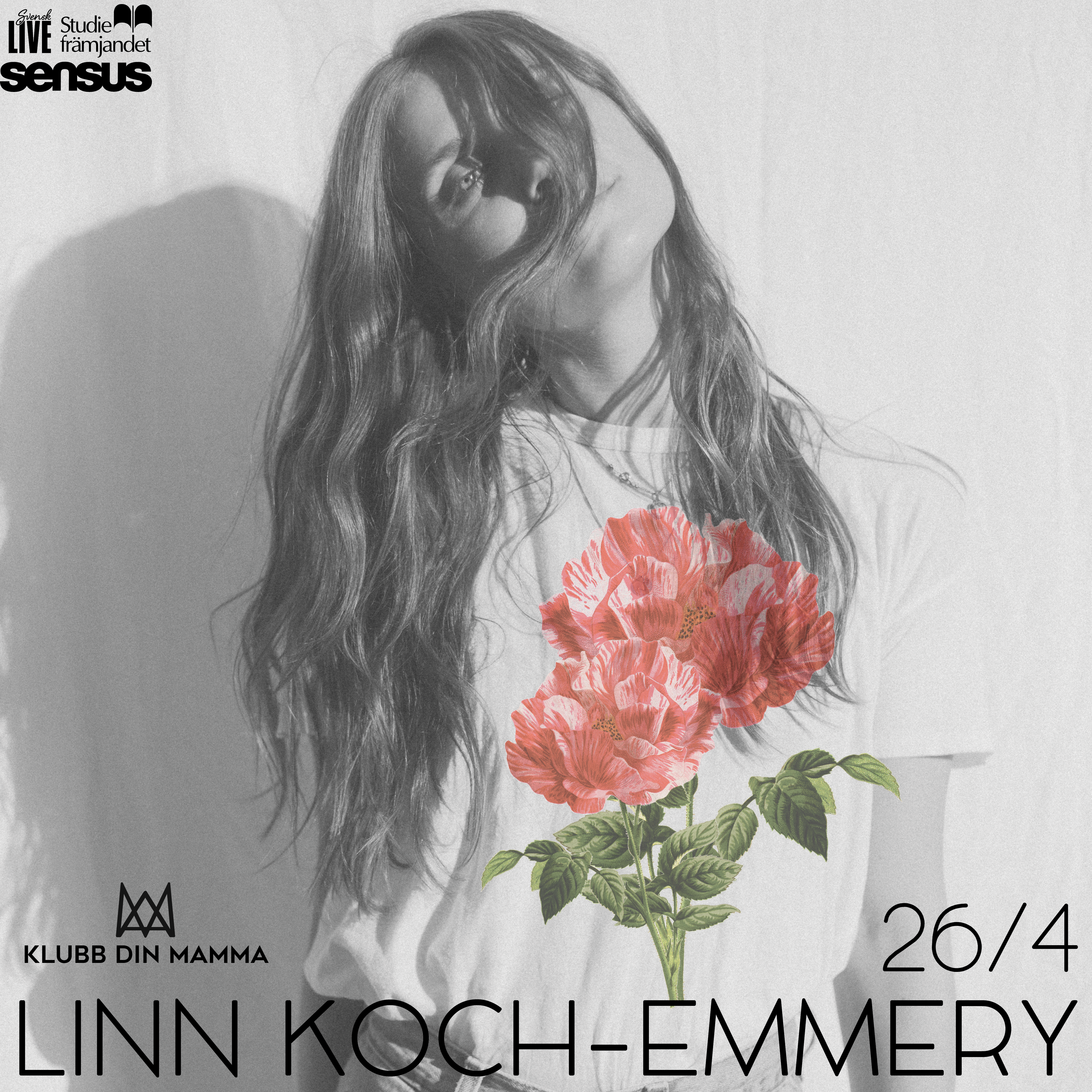Linn Koch-Emmery - 26 april